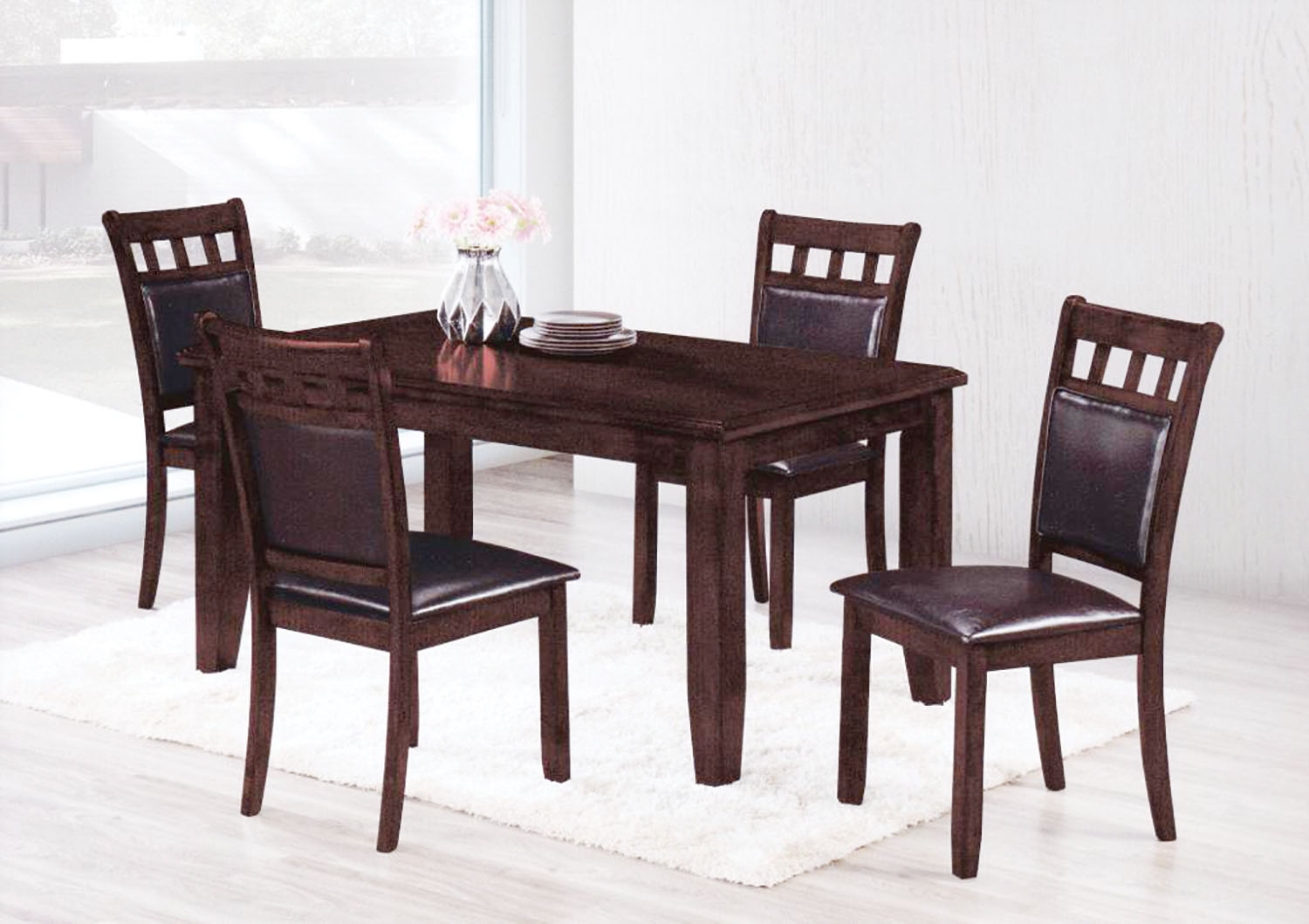 7pc Set Chairs